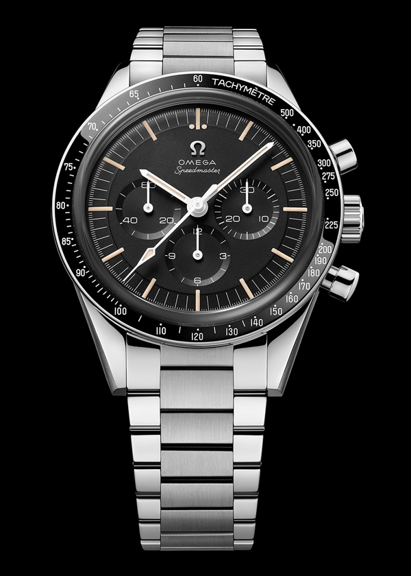 OMEGA_Speedmaster Moonwatch 321 in acciaio