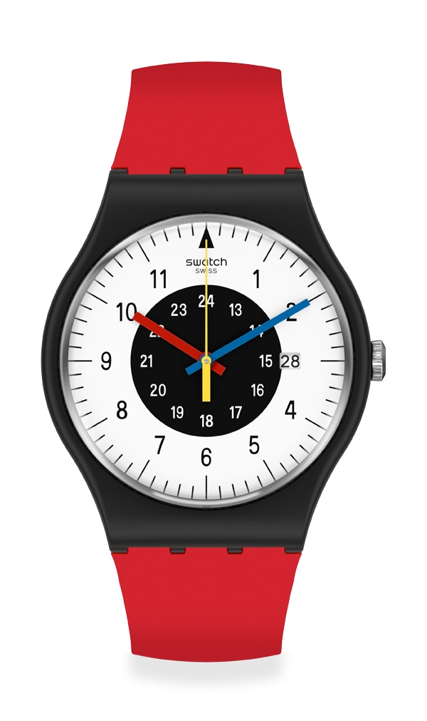 Swatch 1984 Reloaded