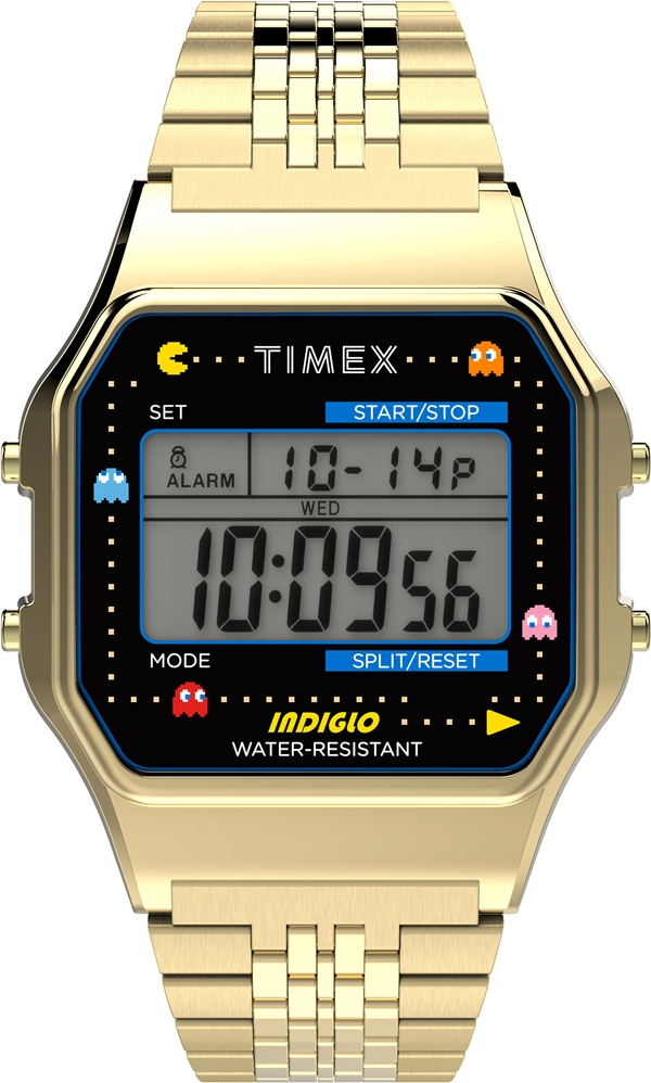 Timex T80 x PAC MAN