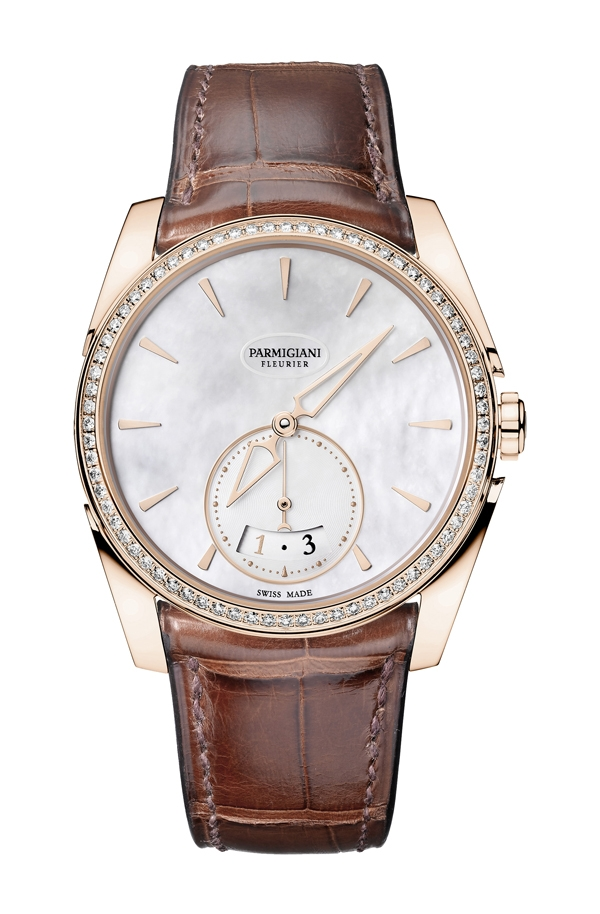 Tonda Metropolitaine Rose Gold Set White Mother-Of-Pearl