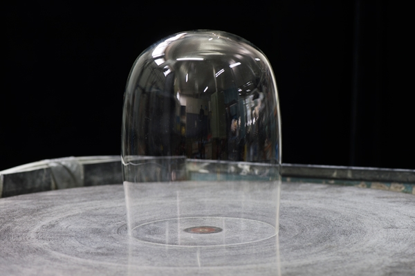 ULYSSE NARDIN UFO - Campana di vetro