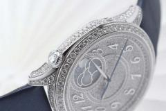 Vacheron Constantin Égérie Fasi Lunari pavè di diamanti