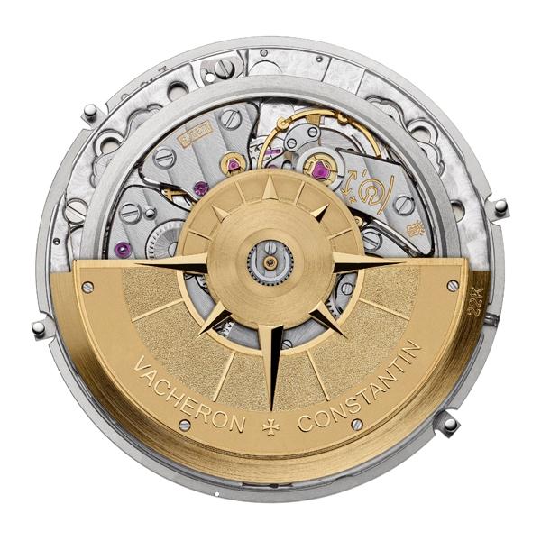 Vacheron Constantin Overseas calendario perpetuo ultra-piatto - Movimento 1120 QP