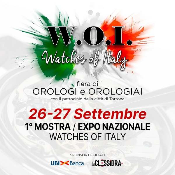 W.O.I.  Watches of Italy