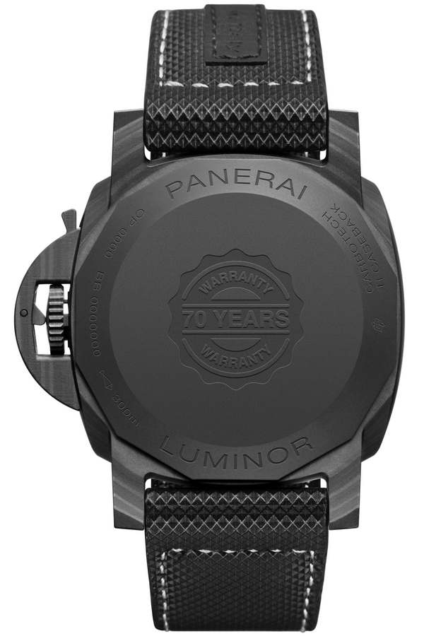 Officine Panerai Luminor Marina Carbotech™ - 44 MM PAM1118