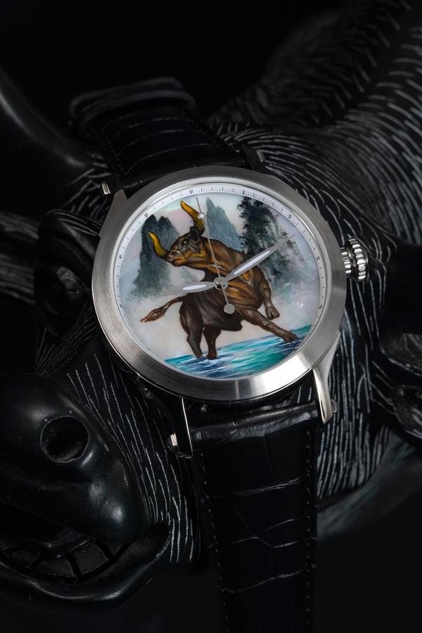 Zannetti Bufalo Regent Special Edition