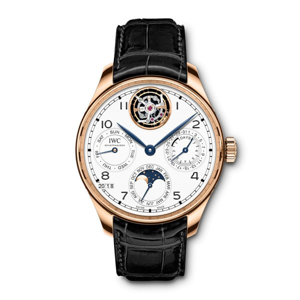 IWC Portoghese Calendario Perpetuo Edition «150-YEARS»